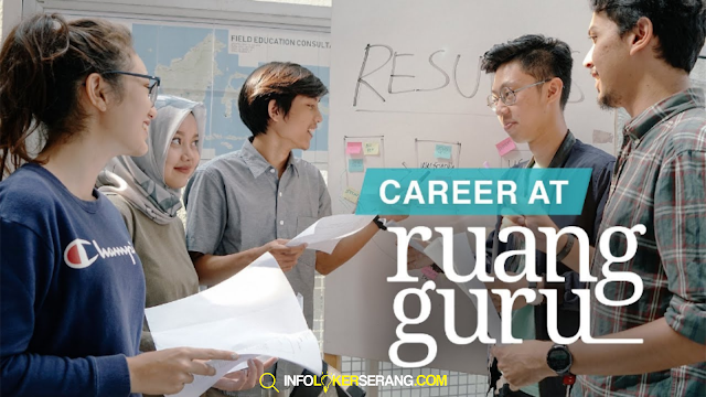 "Lowongan Kerja Account Manager PT RUANG RAYA INDONESIA (""Ruangguru"") Area Serang, Balaraja"