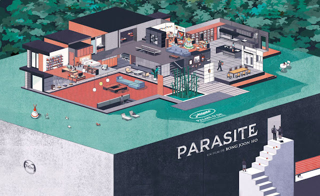 review parasite 2019