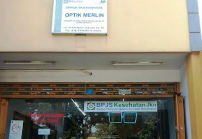 toko kacamata yang melayani BPJS kesehatan