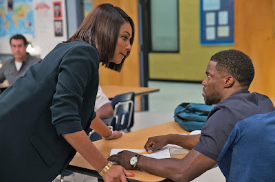Night School 2018 Kevin Hart Tiffany Haddish