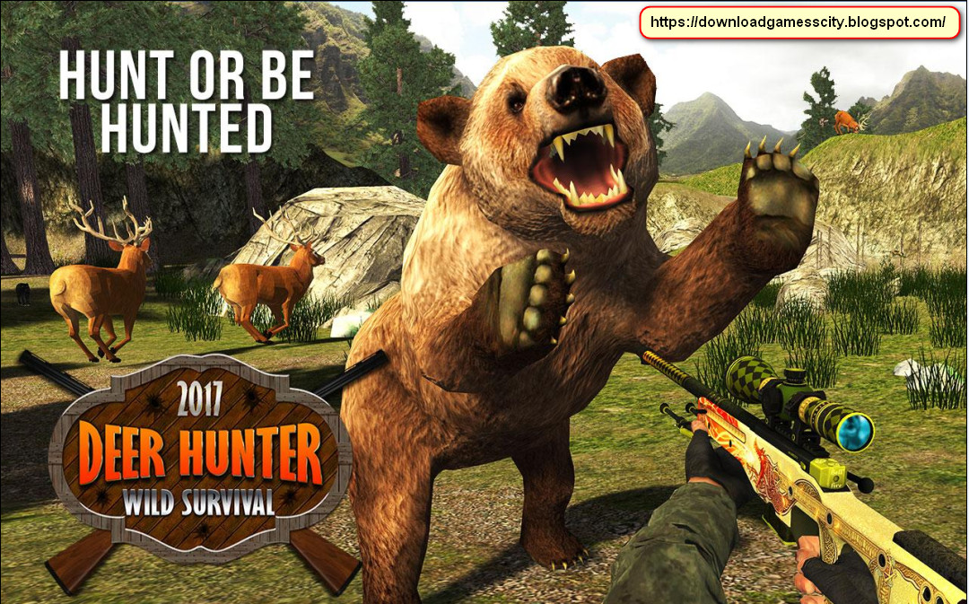 تحميل لعبة صيد الحيوانات 2010