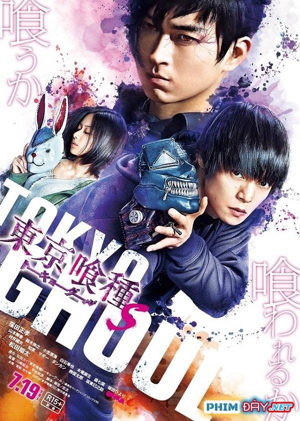 Ngạ Quỷ Tokyo 'S' - Tokyo Ghoul 'S' (2019)