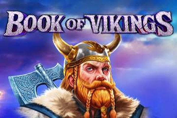Main Demo Slot Online Book of Vikings (Pragmatic Play)