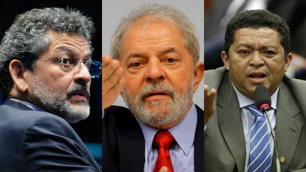 Com Lula, reeleição ao Senado de Paulo Rocha atropela pretensão de Beto Faro