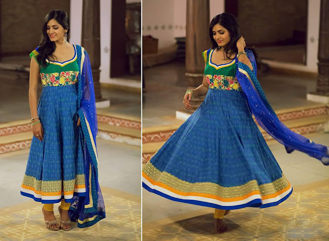 Latest Party Wear and Trendy Salwar Collection