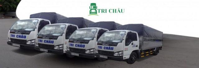 Xe tải 2 tấn của công ty tri châu