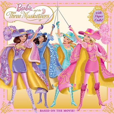 Play Barbie And The Three Musketeers Game Here - A Dress ...