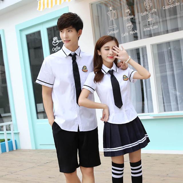 Mẹo chọn các mẫu áo đồng phục học sinh phù hợp và tạo được ấn tượng
