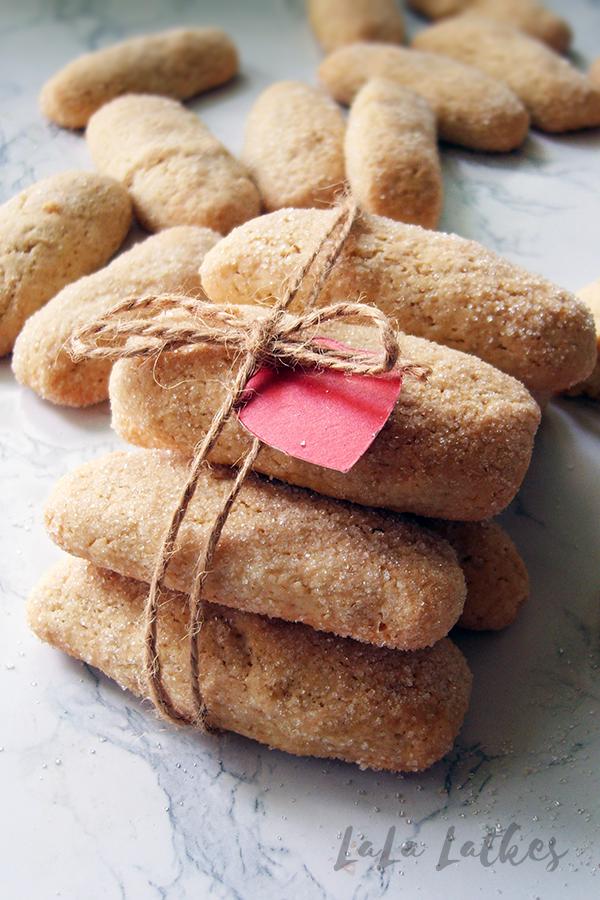Простое и быстрое итальянское печенье