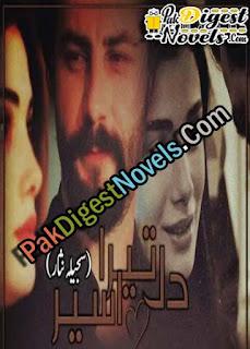 Dil Tera Aseer Complete Novel By Sajeela Nisar