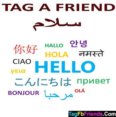 Hi in Persian language