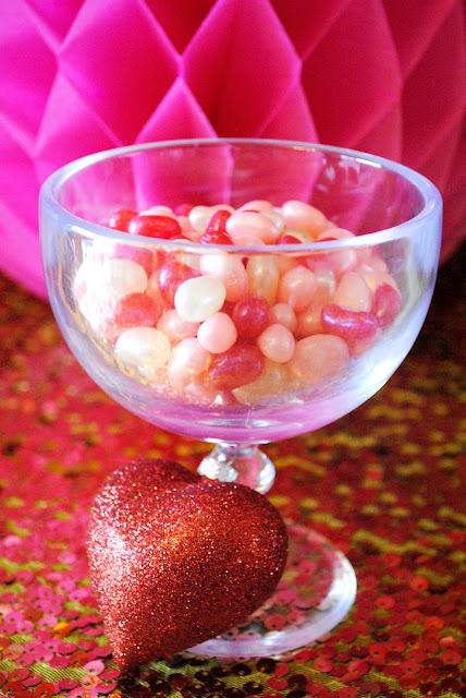 Jelly Belly Valentine Jewel mix