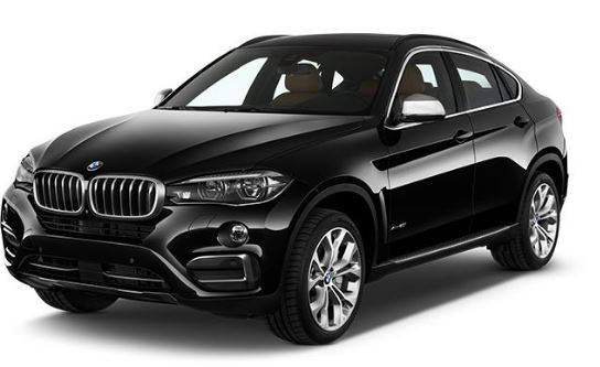 BMW X6 SUV not for Off Road