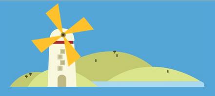 css3 Animations Demo windmill - jQuery 2 DotNet