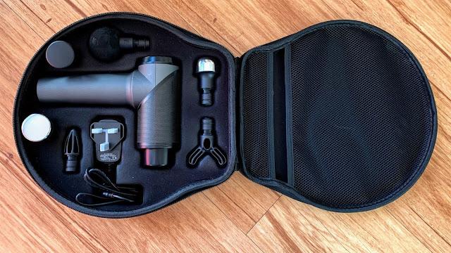 Sportneer K1 Mini Massage Gun Review