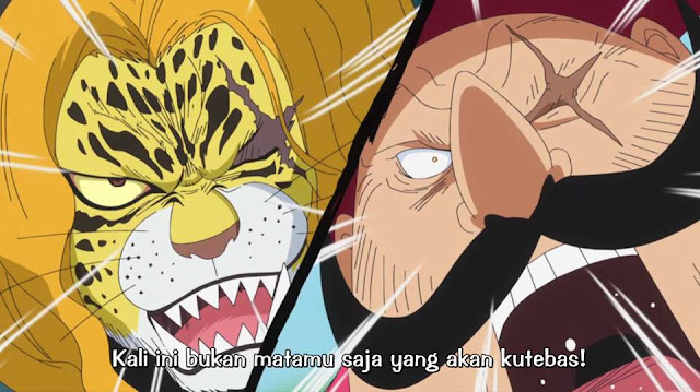 One Piece Episode 816 Subtitle Indonesia