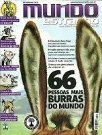 Download Revista Mundo Estranho Fevereiro 2012 Ed.121