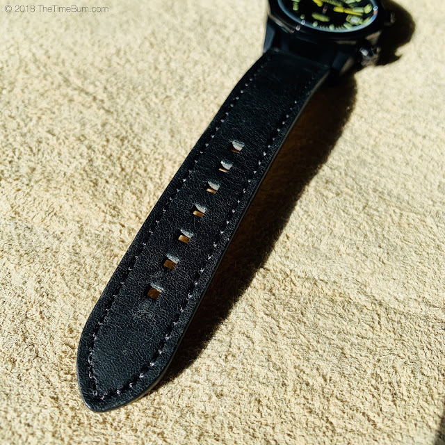 Advisor Ascent Classic Blackmax strap