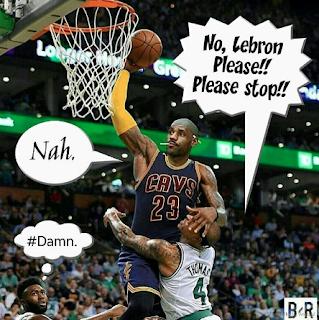 Cavs Celtics Memes