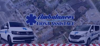 Ambulances Fiona Assistance