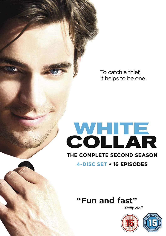 White Collar Temporada 2 720p Español Latino-Ingles