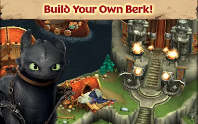 Dragons Rise of Berk Full Unlocked MOD Unlimited Money Runes v1.25.13 Apk Android Terbaru