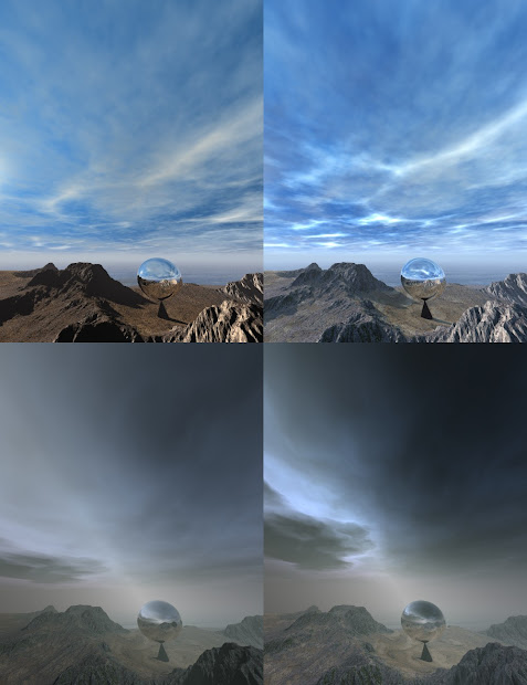 Daz Studio 3 Free 3d - Bryce 7.1 Pro Hdri Enhanced Skies