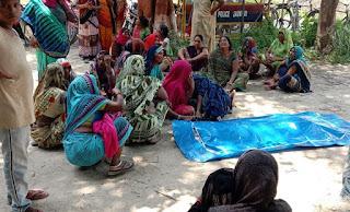 #JaunpurLive :  ट्रैक्टर की चपेट में आने से दर्शन कर लौट रहे बालक की मौत