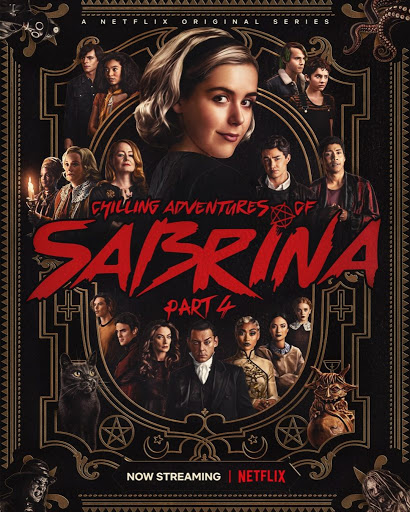 Sabrina parte 4 foi decepcionante