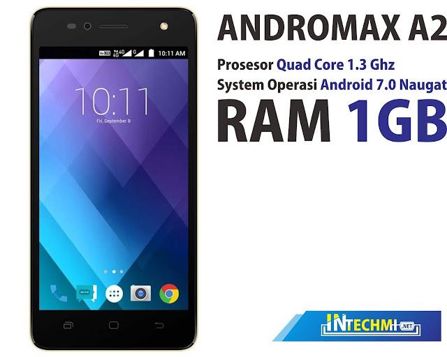andromax a2 Android 4G Murah di Bawah 1 Juta