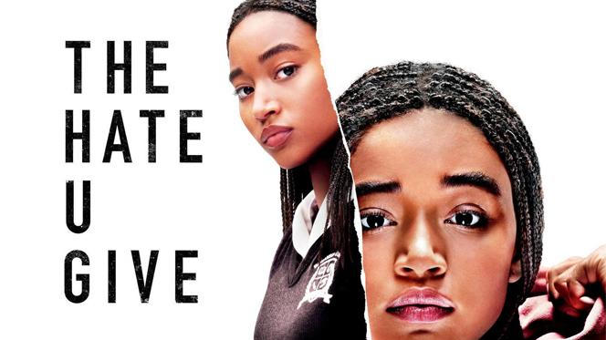 El odio que das (2018) Web-DL 720p Latino-Ingles