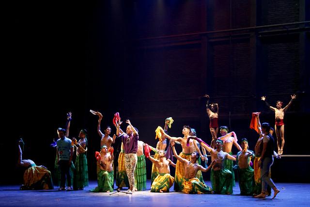 EL Trashumante de la Noche, Danza Gay en el Esperanza ¡