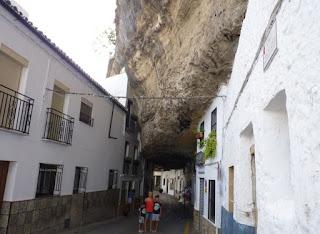 Setenil de Las Bodegas.