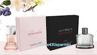 Logo Diventa una delle 40 tester del profumo RomamoR di Laura Biagiotti