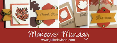 October 2016 Paper Pumpkin Season of Gratitude Alternative Project Ideas by Julie Davison www.juliedavison.com