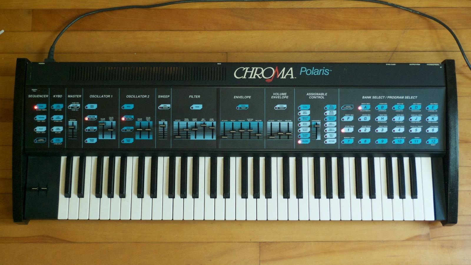 Rhodes chroma polaris manual transmission