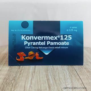 konvermex tablet