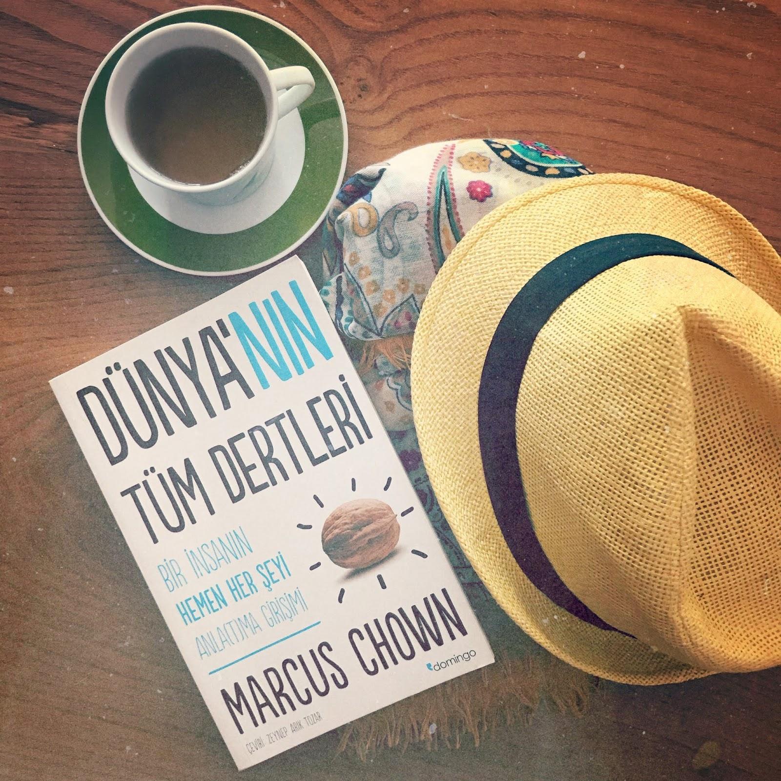 Dunya'nin Tum Dertleri - Bir Insanin Hemen Her Seyi Anla(t)ma Girisimi (Kitap)