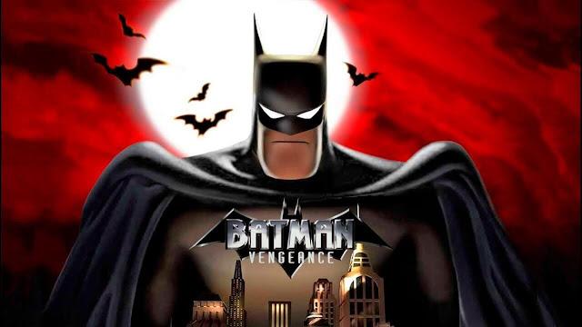 تحميل لعبة باتمان Batman Vengeance مجانا كاملة
