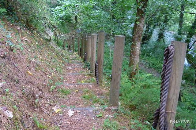 Ruta del Oro - Asturias