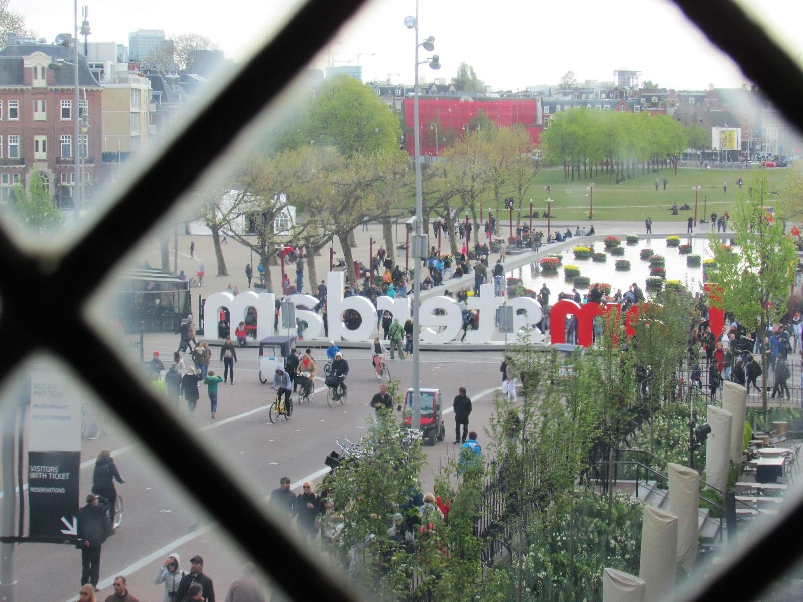 iamsterdam letters - Rijksmuseum, Amsterdam