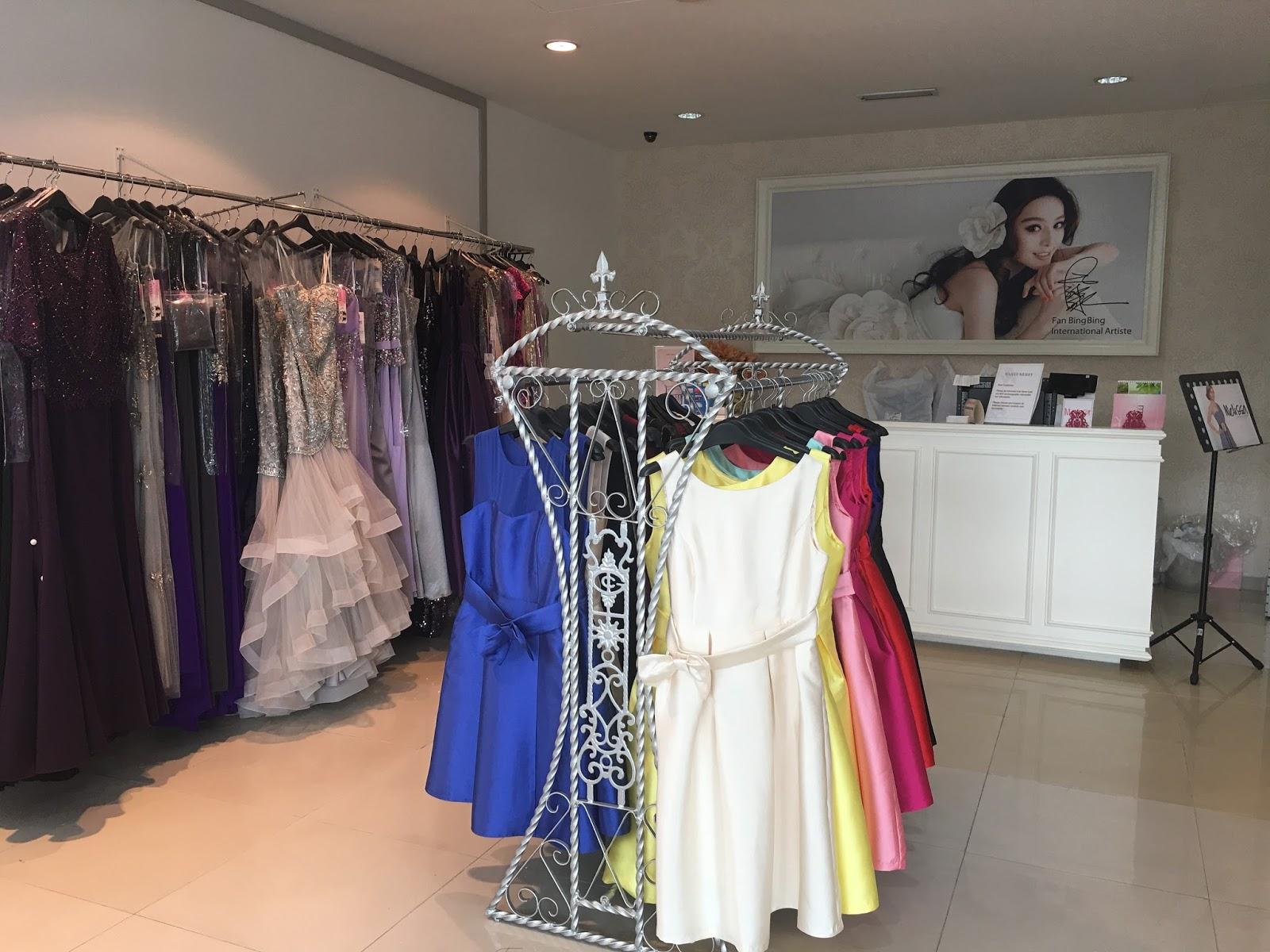 Evening dress kota damansara apartment
