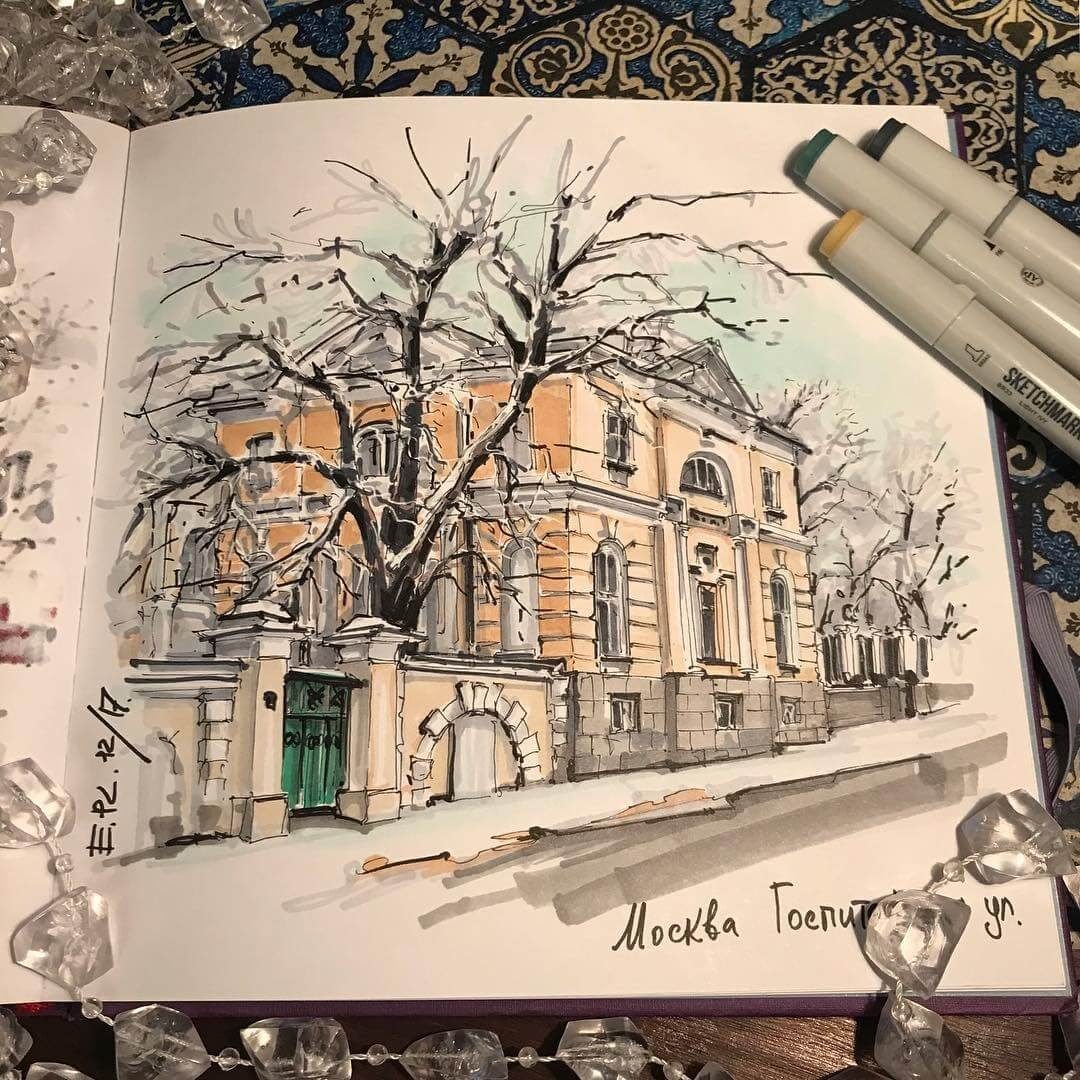 05-Mansion-House-Ekaterina-Plastinina-Екатерина-Пластинина-Architectural-Drawings-www-designstack-co