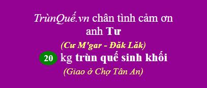 Trùn quế Cư M'Gar, DakLak