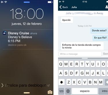 App Disney Cruise Line