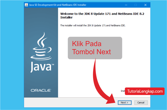 Cara Install dan Setting Java SE Development Kit (JDK) di Windows 10