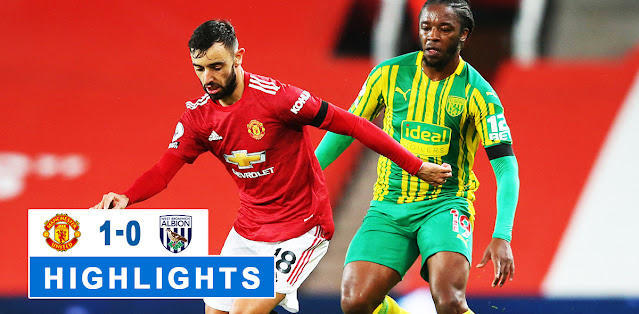 Manchester United vs West Bromwich Albion – Highlights
