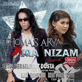 Thomas Arya & Iqa Nizam - Ku Disini Untuk Mu MP3