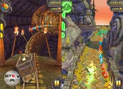 شرح عن تحميل لعبة Temple Run 2 للكمبيوتر من ميديا فاير