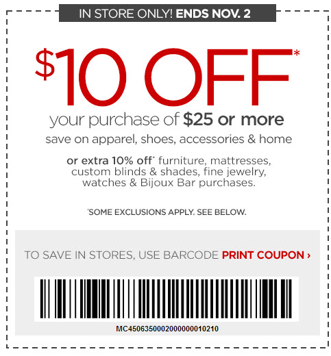 Home Goods Coupons January 2021 40 Off In Store Printable Coupon